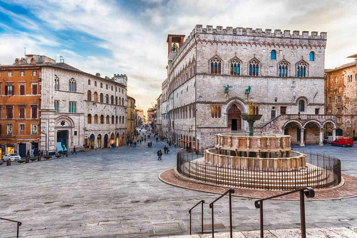 Piazza Perugia