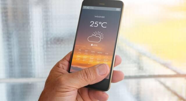 App meteo: le più affidabili per avere sempre le previsione del tempo a portata di click