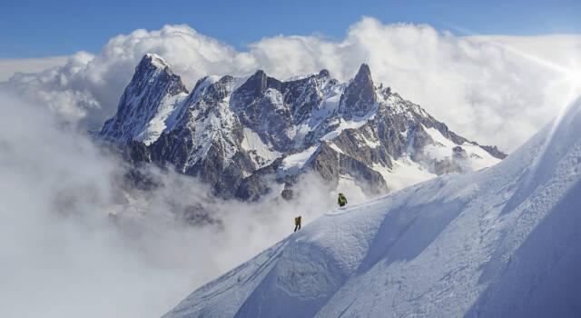 Reinhold Messner, l'alpinista e esploratore italiano primo a salire i 14 ottomila metri